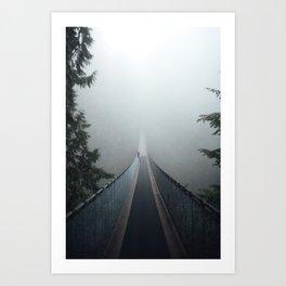 Bridge To Adventure Art Print