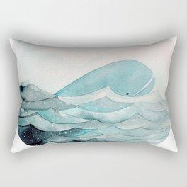 Be free Rectangular Pillow