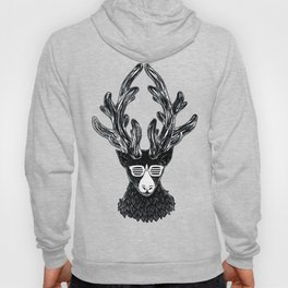 Party Stag Hoody