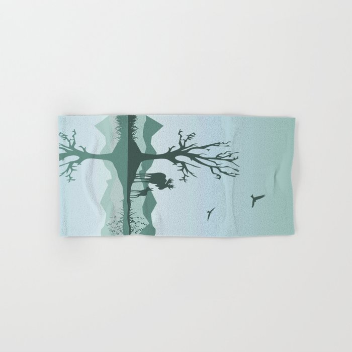 My Nature Collection No. 37 Hand & Bath Towel