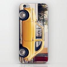 amarillo iPhone & iPod Skin