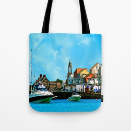 Swanage Sea View Tote Bag