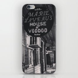 Voodoo House iPhone Skin