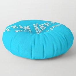 Team Keefe Floor Pillow