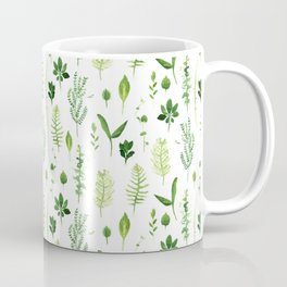 Leaves Coffee Mug