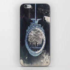 picture frame iPhone & iPod Skin