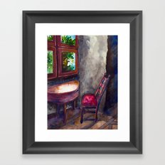 A room of one's own Framed Art Print