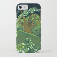 giants iPhone & iPod Cases featuring Fallen Giants by Patricia Howitt