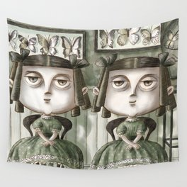 Erma and Dulcibelle Moffatt Wall Tapestry