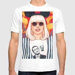 jazz art pop punk T-shirt