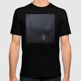 """Lucas Allen Cook """"River Spirit"""" T-shirt"""