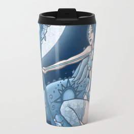 Princess Eleanor & The Flying Dolphins Travel Mug