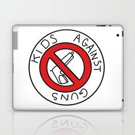 Kids Against Guns Laptop & iPad Skin