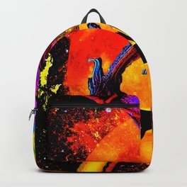 DRAGON FIRE HARVEST MOON DREAM Backpack