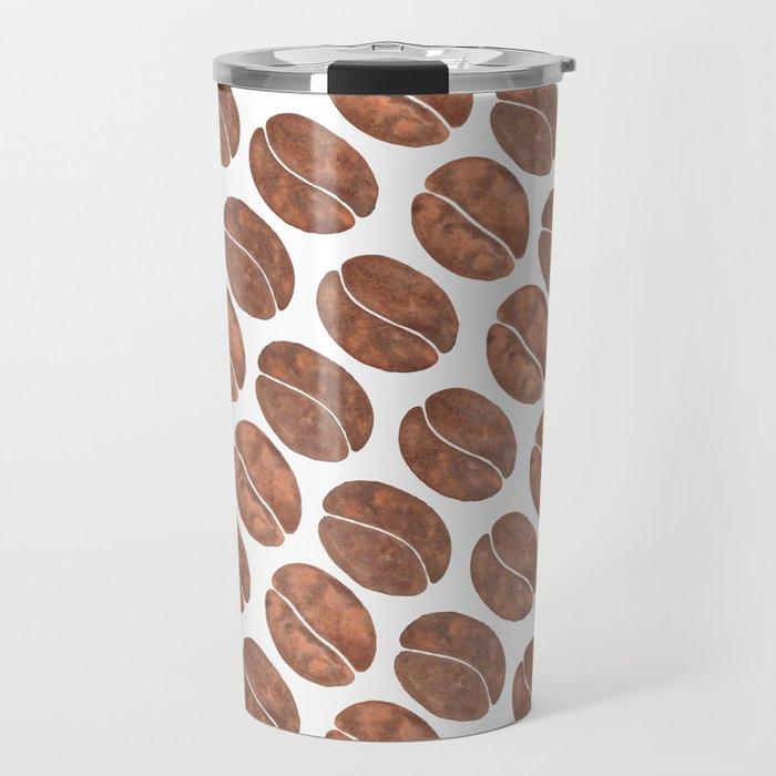 Coffee Beans Travel Mug