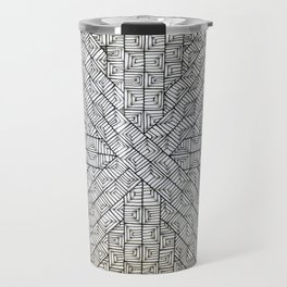 All Boxed In Travel Mug