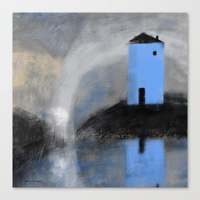 TINY WINDOW Canvas Print