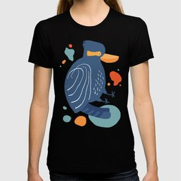 Quirky Laughing Kookaburra T-shirt