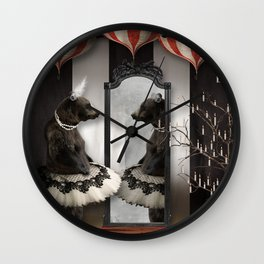 Midnight Reverie Wall Clock