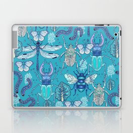 blue bugs Laptop & iPad Skin