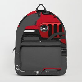 BIG RED TOBY Backpack