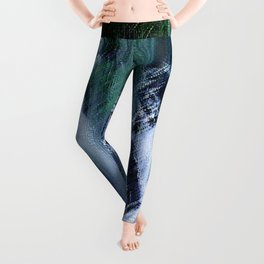 McArthur-Burney Waterfall Landscape Leggings