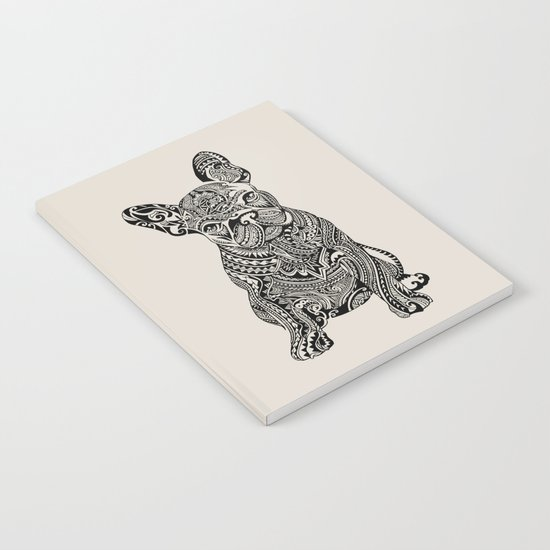 Polynesian  Frenchie Notebook