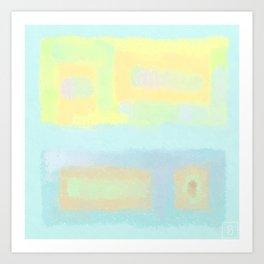 LIGHTNESS #2 Art Print