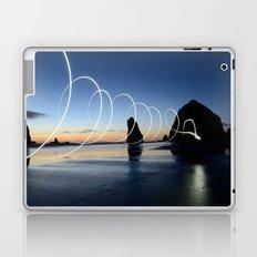 Ocean light rays Laptop & iPad Skin