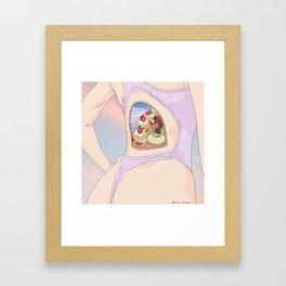 Edible Dreams Framed Art Print