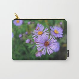 Delicate Purple Carry-All Pouch