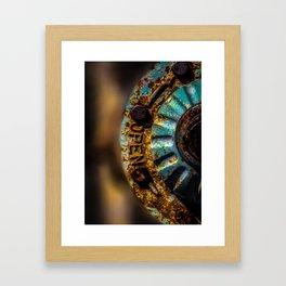 Open Framed Art Print