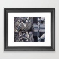 House of women Framed Art Print