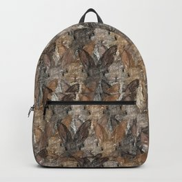 Triple Bunnies Backpack