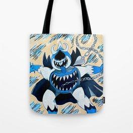 Chaos King Tote Bag