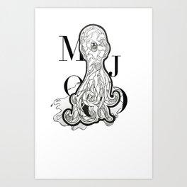 Polvo Art Print
