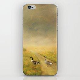 Field Trip iPhone Skin