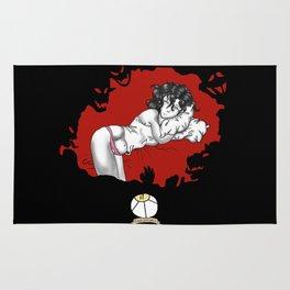 Demons in Your Sleep Rug