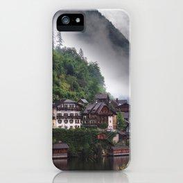 Dreamy Austrian village: Hallstatt iPhone Case