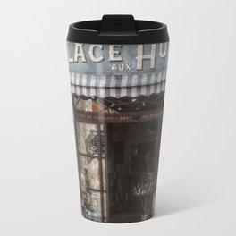 Vintage Olive Oil Store - Place aux Huiles -France Travel Mug