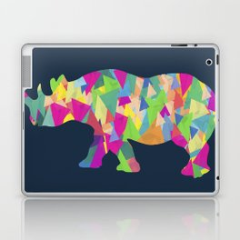 Abstract Rhino Laptop & iPad Skin
