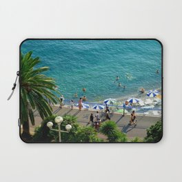 Let's Go To Nice! Laptop Sleeve