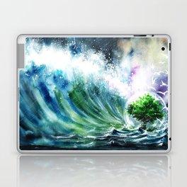The last tree on earth II Laptop & iPad Skin