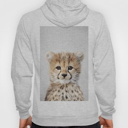 Baby Cheetah - Colorful Hoody