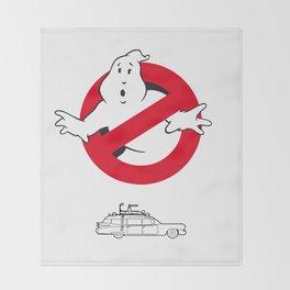 Ecto-1 Throw Blanket