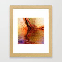 Reflez by Jean-François Dupuis Framed Art Print