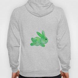 Little Bunny No. 1j by kathy Morton Stanion Hoody