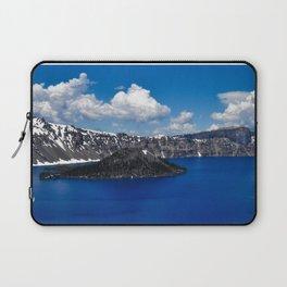 Crater Lake Laptop Sleeve