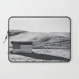 American Flag Barn, U.S.A. Laptop Sleeve
