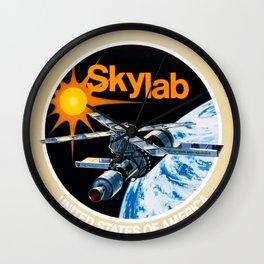 Skylab Program Wall Clock